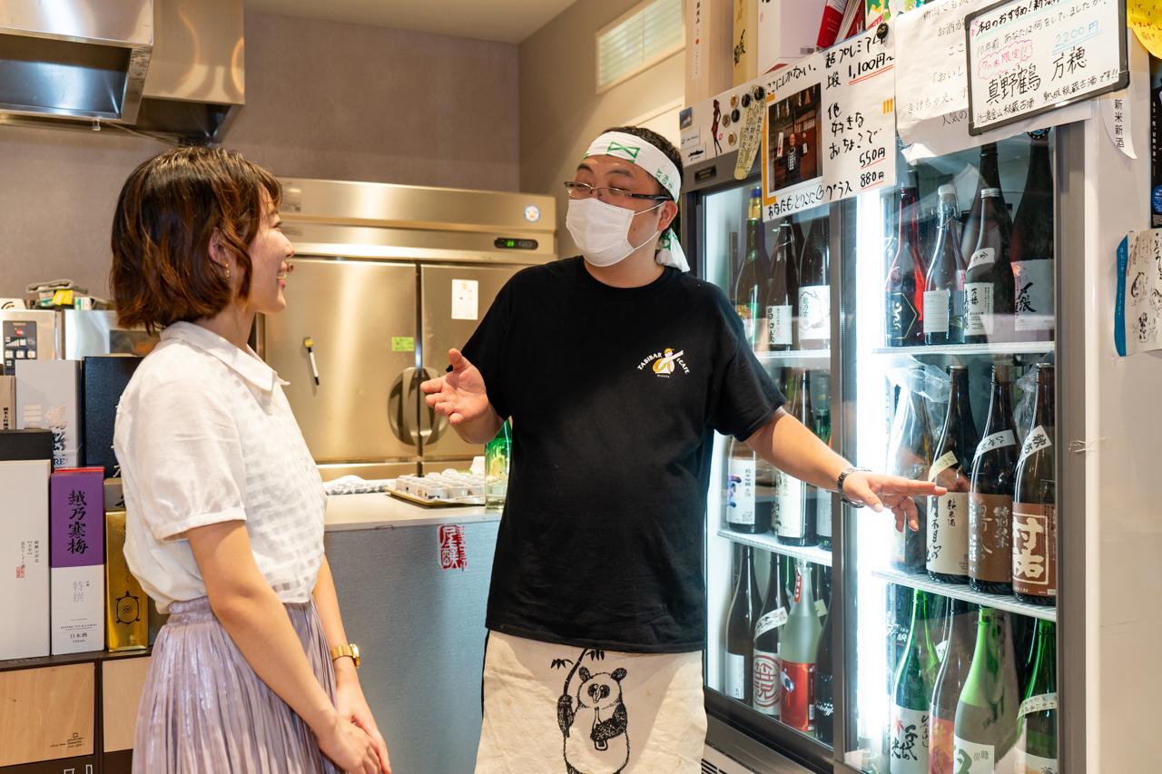 木村大使とおいしいナビゲーター久保田さん
